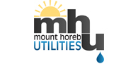 Mount Horeb Utilities logo - links to Home